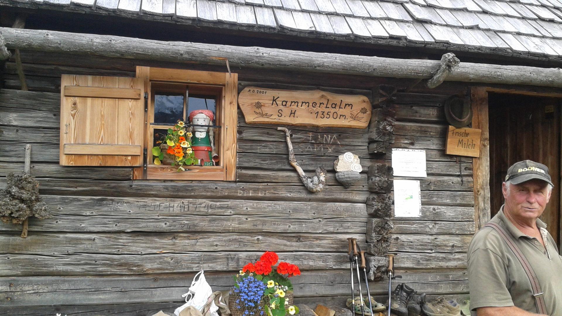 Kammerlalm Zimmer Gesäuse Privatzimmer Gassner Ferienwohnungen Nationalpark Gesäuse Eisenerzeralpen