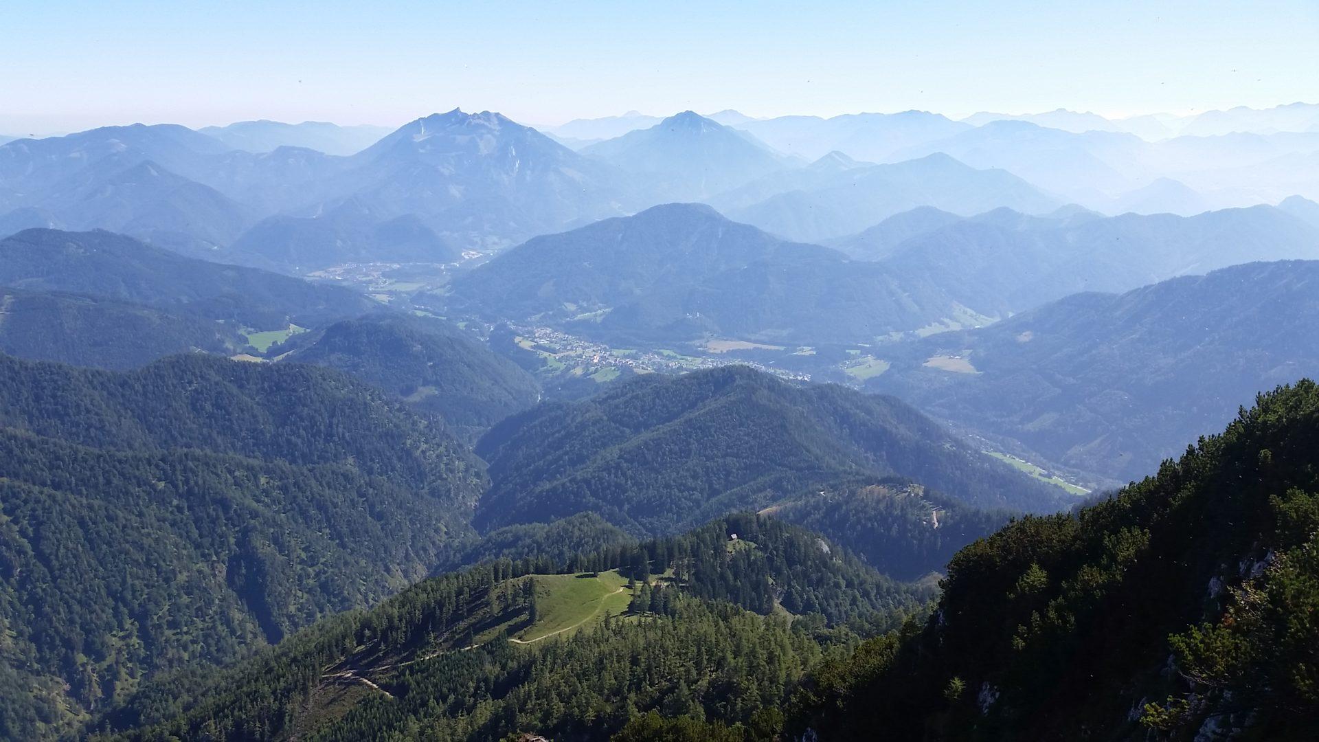 St. Gallen nördlich der Enns Zimmer Gesäuse Gassner Ferienwohnungen