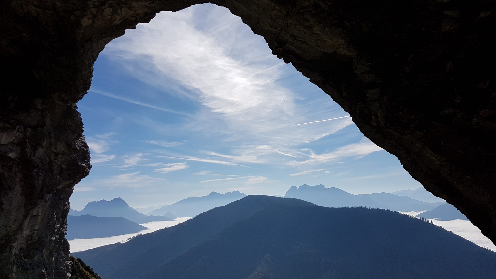 Gesäuse Wildfrauenhöhle Ardningalm Privatzimmer und Ferienwohnungen Gassner Nationalpark Gesäuse